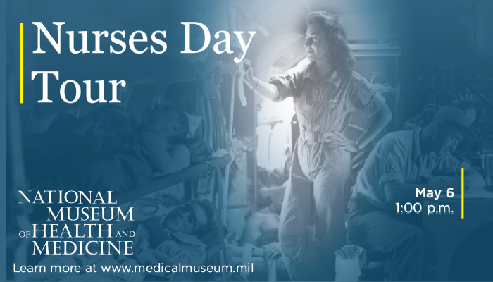 Nurses Day Tour at the Medical Museum