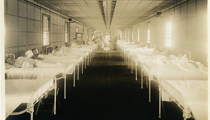 Hospital, Camp Jackson, South Carolina