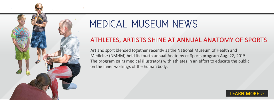Athletes, artists shine at annual Anatomy of Sports