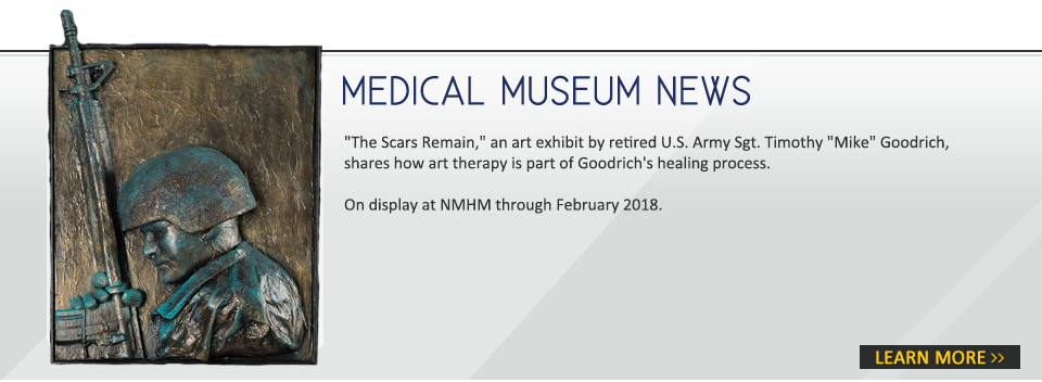 """The Scars Remain,"" an art exhibit"